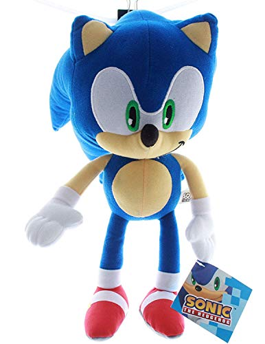 Sonic The Hedgehog 8' Plush Toy Kids Boys Girls Sonic