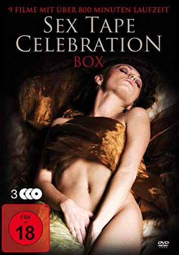 Sex Tape Celebration 9 Film Collection ( Sex Pot / Cheerleader Camp / Milf / Bikini Spring Break / Alpha House / The Seductress / Celebrity Sex Tape / Barely Legal / House of the Sleeping Beauties )