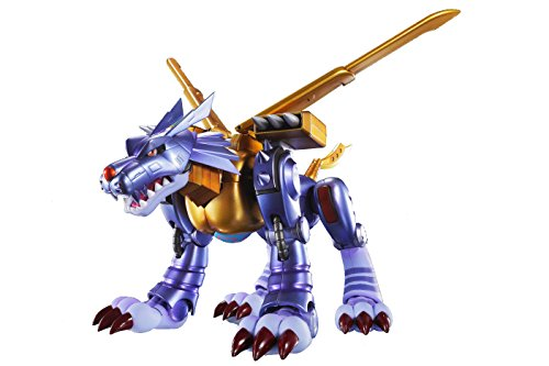 Bandai Tamashii Nations S.H. Figuarts Metal Garurumon Digimon Action Figure
