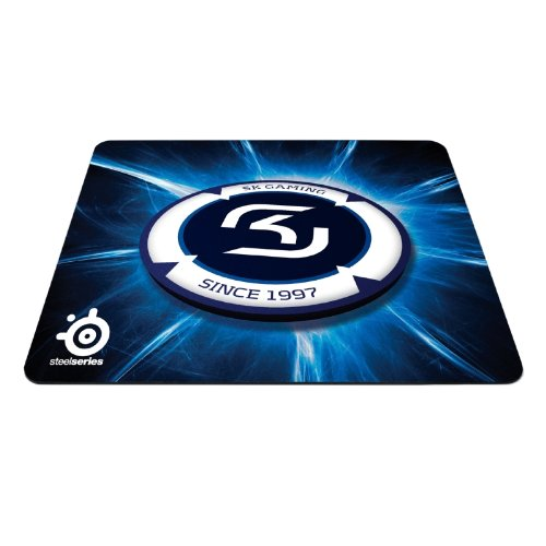 SteelSeries QcK+ SK Gaming Surface Mouse Pad (PC) [Importación inglesa]