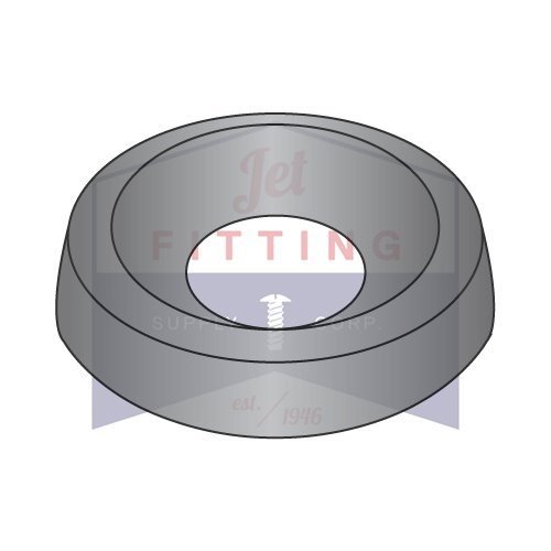 4 Countersunk Finishing Ranking integrated 1st place Limited time sale Washers Steel Quantity: Black Oxide