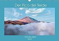 Der Pico del Teide - Michael Jaster (Wandkalender 2022 DIN A3 quer): Dieser Fotokalender zeigt Ihnen, die beeindruckend und nicht reale Landschaft um den Vulkan Pico del Teide. (Monatskalender, 14 Seiten )