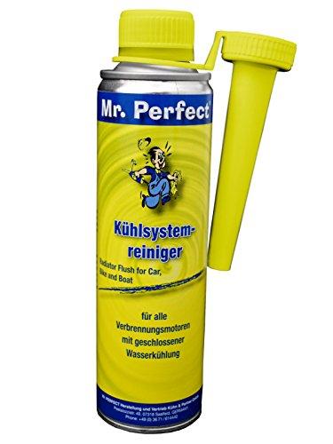 Mr. Perfect® koelsysteemreiniger, 250 ml - koelerbescherming-additief voor motorvoertuigen, voor alle verbrandingsmotoren met gesloten waterkoeling