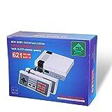 Famille Retro Mini Classic Console- Précharge 621 Jeux vidéo TV HDMI- Sortie
