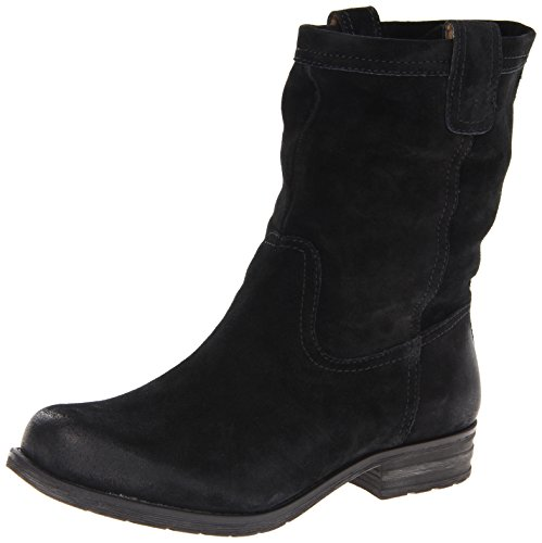 Hot Sale Naturalizer Women's Basha Slouch Boot,Black,8.5 M US