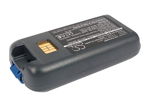 Cameron Sino 3.7V 5200mAh Barcode Scanner Replacement Battery for Intermec 318-033-001/318-034-001 /AB17 /AB18 Fits CK3 /CK3A /CK3X /CK3R/CK3C /CK3C1 /CK3N /CK3N1