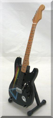 DAVID GILMOUR Miniatura Guitarra PINK FLYOD-2