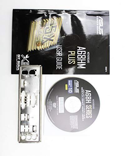 ASUS A68HM-PLUS AMD A68H Handbuch - Blende - Treiber CD