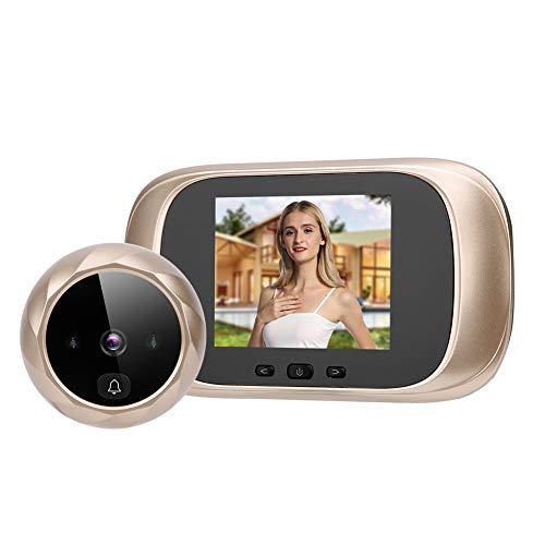 Campanello video digitale LCD con display TFT da 2,8 pollici, campanello per videocamera...
