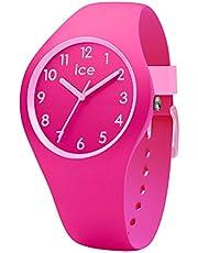 Ice Watch Orologio Digitale Quarzo Bambino con Cinturino in Silicone 14430