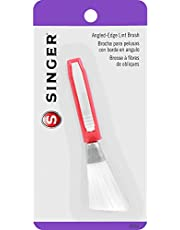 SINGER 02056 Angled Edge Lint Brush with Comfort Grip