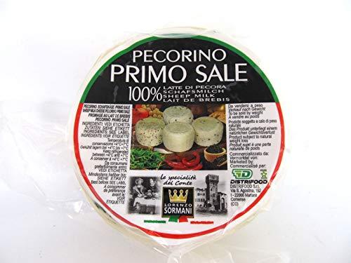 Pecorino Schafskäse mit Rucula 0,970 kg aus Italien mind. 48 % Fett enthalten