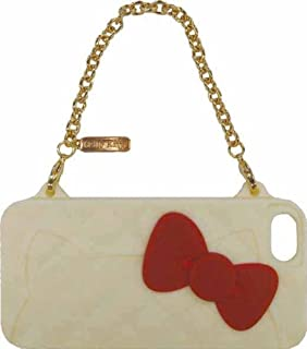 Sanrio Clutch Bag iPhone 5 Case (Hello Kitty/Chain with Tag)