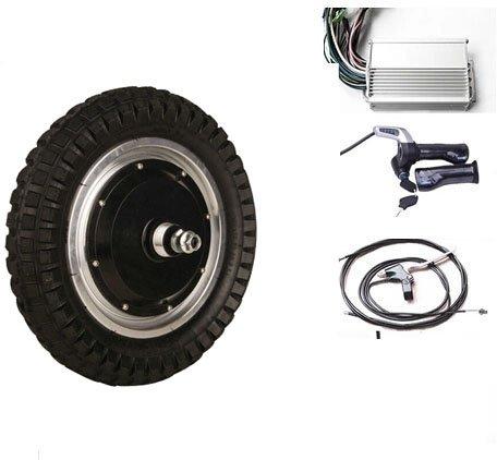 sarach store 12 Pulgadas 250W Motor eléctrico de la Rueda del Cubo...