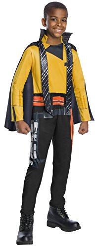 Rubie's Unisex-Children Solo: a Star Wars Story Lando Calrissian Child's Costume, Large