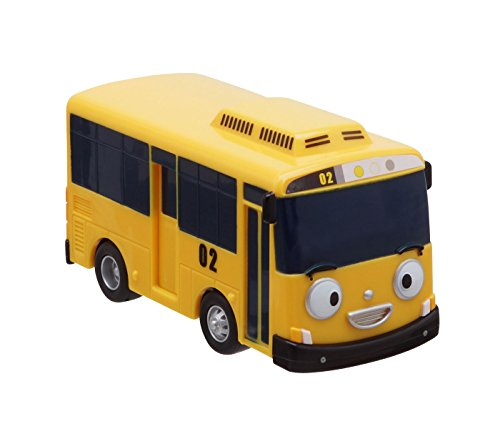 The Little Bus Tayo- LANI, Pull-back Motor Toy