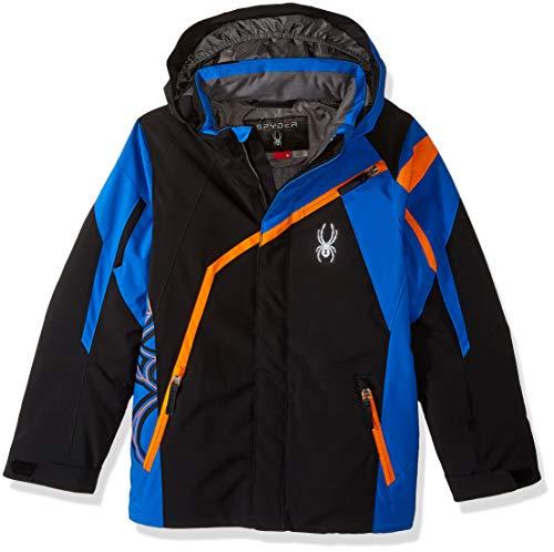 Spyder Challenger Enfants Ski Jacket - Noir 152...