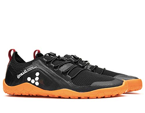 Vivobarefoot Primus Swimrun FG Mesh Black/Orange 1 49 (US Men's 15)