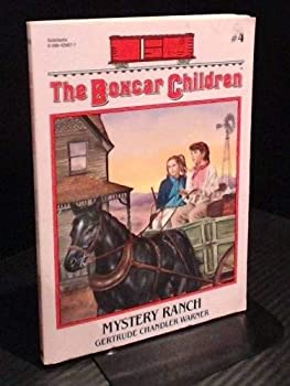 Paperback Mystery Ranch (The Boxcar Children, Book 4) Book