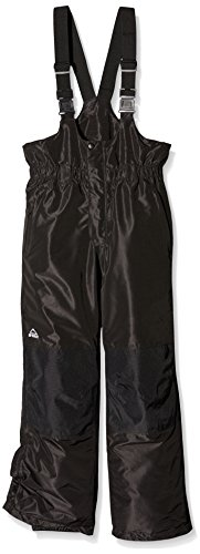 McKINLEY Kinder Hose Ray Skihose, Black Night, 164