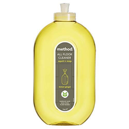 Method Lemon and Ginger All Floor Cleaner, 739 ml