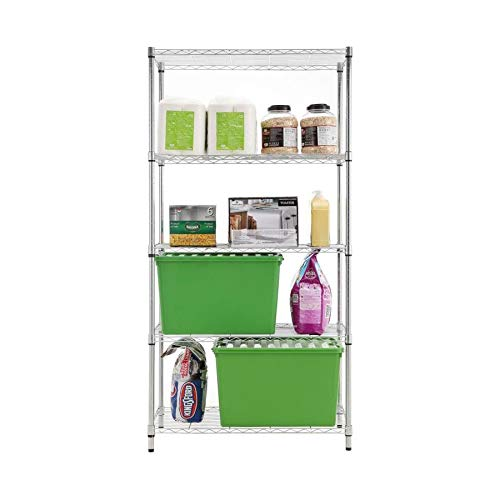 Style Selections 5 Tier Shelving Unit