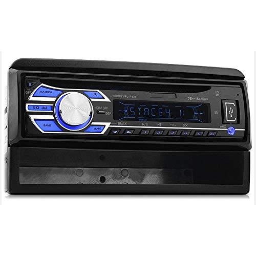 TUNEZ® Autoradio Voiture Lecteur MP3 / USB / SD / AUX / FM Radio Fascia Stéréo Simple 1 DIN Compatible avec Focus Transit Connect Cougar Explorer Fiesta Mondeo Puma