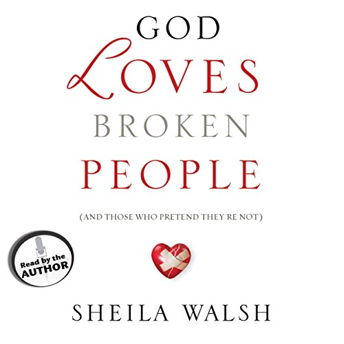 God Loves Broken People audiobook cover art