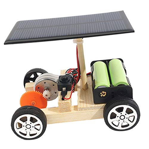 Sharplace Kit de Ciencia de Circuito de Motor Eléctrico- Modelo de DIY...
