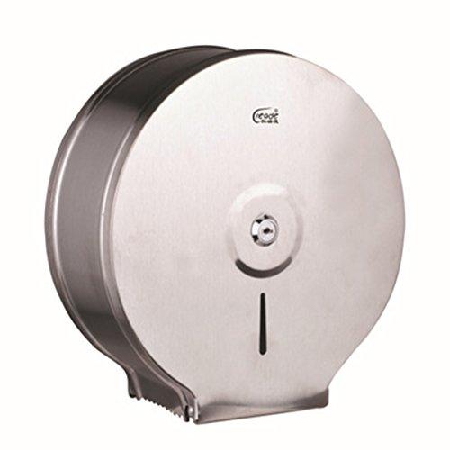 Tifee Robuster Toilettenpapierspender aus hochwertigem Edelstahl