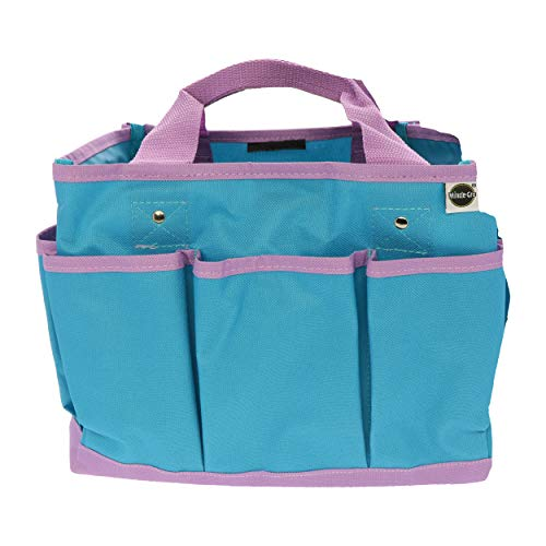 West Chester Miracle-Gro MG10010 Garden Tote Bag: Multi Pocket Gardening Hand Tool Organizer