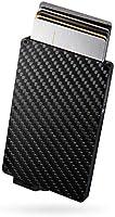 zepirion クレジットカードケース スキミング防止 磁気防止 スライド式 スリム 薄型 アルミニウム メンズ レディース