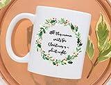 Christmas Coffee Mug, All This Mama Wants For Christmas Is A Silent Night, Silent Night Mug,Christmas Gifts 11 Oz