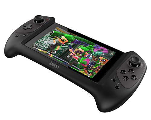 Ipega PG-9163 Tomahawk Switch Gamepad NS Palmer Grip Handle Plug and Play for Nintendo Switch NS