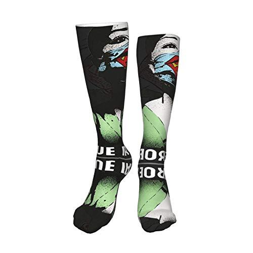 Er Heroes - Coronavirus - Doctors Pullover Hoodie Men Women Teen Boy Girl Athletic Sports Socks- 50cm
