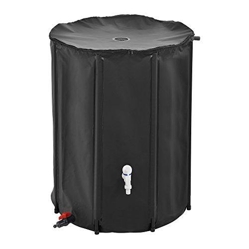 casa.pro Regentonne - 500L Regenwassertank Wassertank Regenwasserfass Zisterne