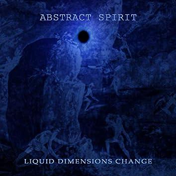 Liquid Dimensions Change