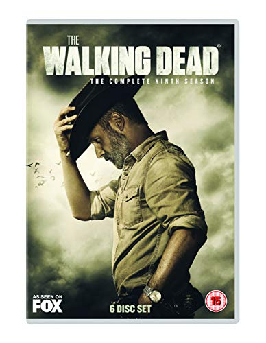 The Walking Dead Season 9 (DVD) ...