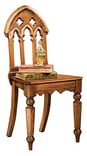 Design Toscano The Abbey Gothic Revival Chair