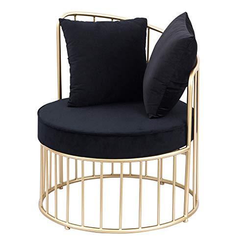 Sofá Individual sillón sillón Dormitorio Moderno hogar Silla