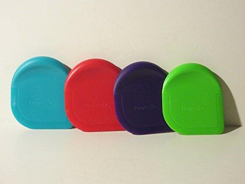 Progressive PAN SCRAPER Nylon ONE Assorted Color Magenta Green Blue and Purple
