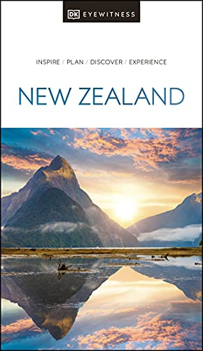 Compare Textbook Prices for DK Eyewitness New Zealand Travel Guide  ISBN 9780241538760 by DK Eyewitness