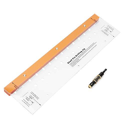 Boor, houtbewerkingsboor, boorgeleider, opstelpen, boormolen, zelfcentrerende boorset, positionator, locator tool