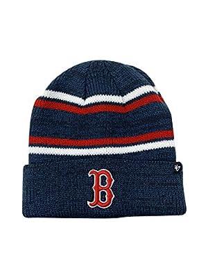 '47 Brand Boston Red Sox MLB Beanie Winter Hat Snow Hat