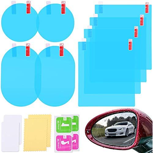 hengguang Auto Rückspiegelfolie, Anti Fog Regenschutz wasserdichte Folie, HD Clear Nano Coating Auto Folie Für Autoseite Windows