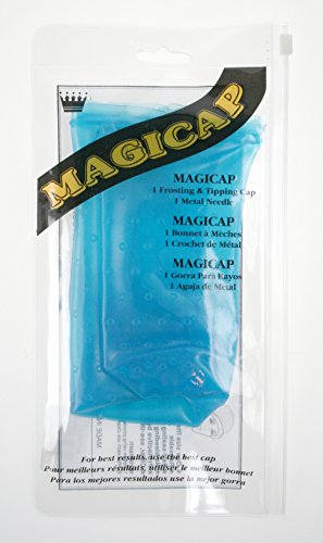 Magicap Frosting And Tipping Cap Neon Blue