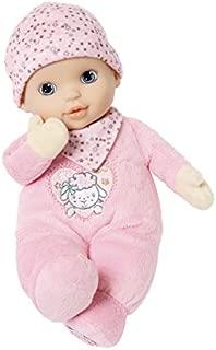 Zapf Creation - Baby Annabell Newborn Heartbeat weiche Babypuppe mit Herzton und sanftem Atem-Geräusch, Einschlafhilfe für Babys und Kleinkinder, rosa, 30 cm