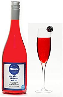 Mingle Blackberry Hibiscus Bellini (750 ml)