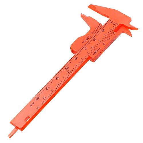 Vernier - Calibre (80 mm, herramienta de medición de plá