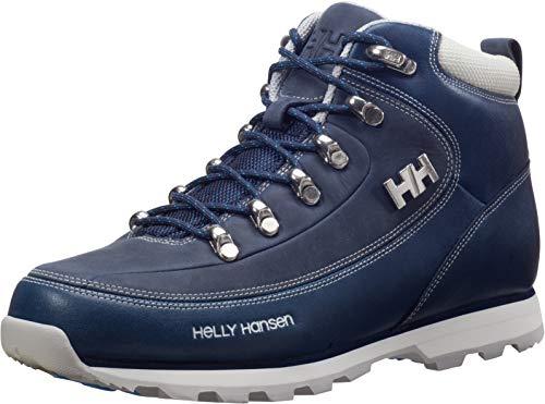 Helly Hansen W The Forester, Botas de protección Mujer, Azul/Blanco, 36